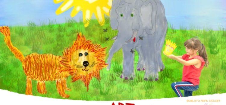 Leul și elefantul – sau cât de puțin îi trebuie unui copil să fie MARE!
